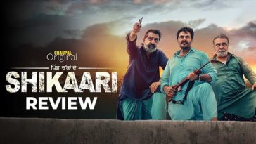 Shikaari Web Series Review: The Legendary Actors Unite For A Positive Yet Twisting Tale Of Robbery And Friendship