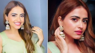Simi Chahal's New Ensemble Proves That Indian Outfits Are All About Being Simple