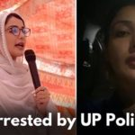 Actress Sonia Mann Arrested By The UP Police On Her Way To Lakhimpur Kheri