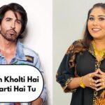 """""""Jab Muh Kholti Hai Tatti Karti Hai Tu"""", Vishal Kotian Gets Provoked After Afsana Khan Nominates Him"""