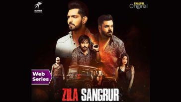 Zila Sangrur: Teaser And Release Date Of Babbal Rai Starrer Web Series Is Out